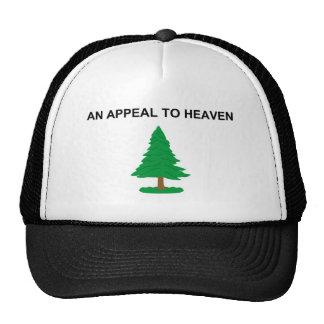 An Appeal To Heaven American Revolution Flag Trucker Hat