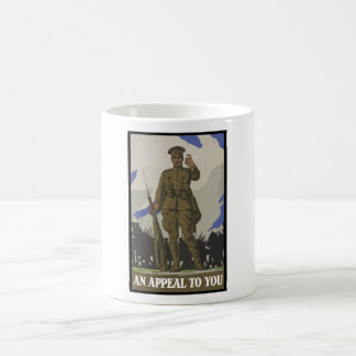 An Appeal To You Classic White Coffee Mug