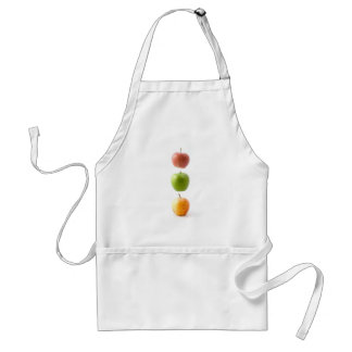 An Apple A Day Adult Apron