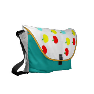 An Apple a Day Courier Bag