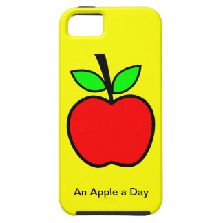 An Apple a Day iPhone SE/5/5s Case