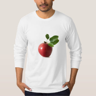An apple a day keeps cancer at bay. T-Shirt