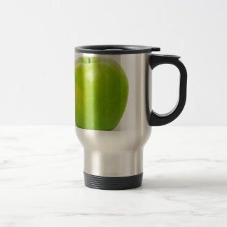 an apple a day keeps the doctor at bay travel mug