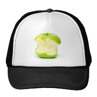 An apple a day keeps the doctor away mesh hats