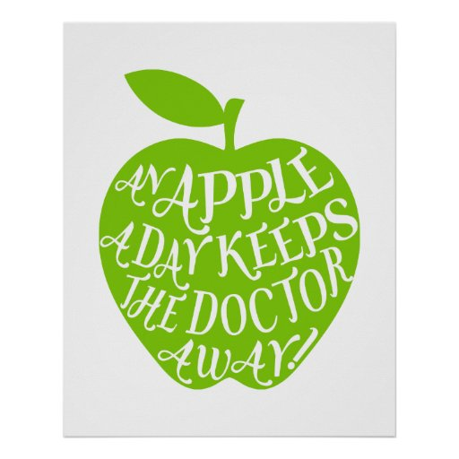 ?an apple a day keeps the doctor away essay An apple a day keeps the doctor away is a common english-language proverb of welsh origin it espouses the folk-wisdom that apple consumption .