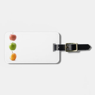 An Apple A Day Travel Bag Tag