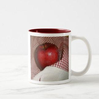 """""""An Apple A Day"""" Mug"""