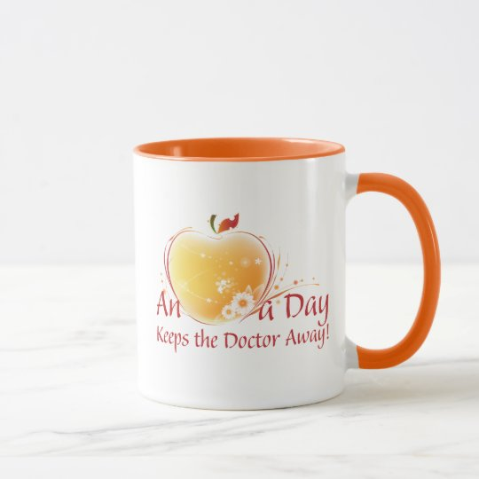 An Apple a Day Mug