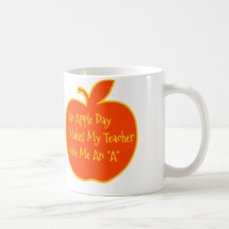 An Apple A Day-Mug Coffee Mug