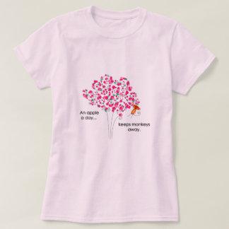 An Apple A Day... T-Shirt