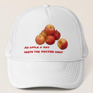 An Apple a Day Trucker Hat