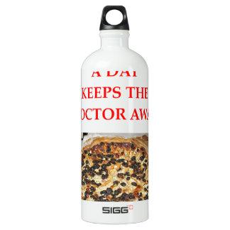 an apple a day water bottle