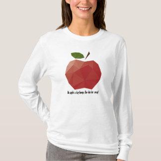 An Apple a Day Yoga Nano Long Sleeve T-Shirt