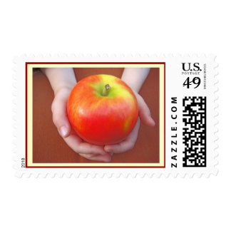An Apple for Rosh Hashanah stamp