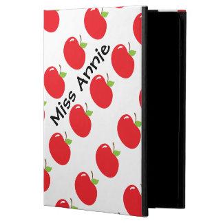 An Apple For Teacher Cover For iPad Air