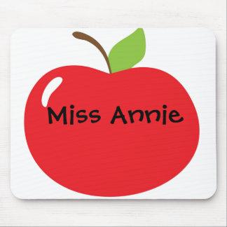 An Apple For Teacher Mouse Pad