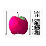 An Apple Postage Stamp