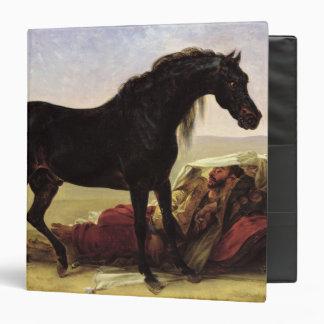 An Arabian Horse 3 Ring Binder
