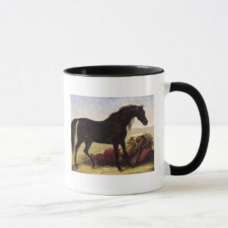 An Arabian Horse Mug