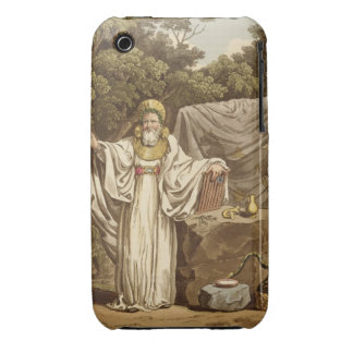An Arch Druid in his Judicial Habit, engraved by R iPhone 3 Case-Mate Case