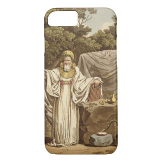 An Arch Druid in his Judicial Habit, engraved by R iPhone 7 Case