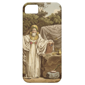An Arch Druid in his Judicial Habit, engraved by R iPhone SE/5/5s Case