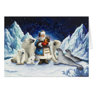 An Arctic Christmas! Card