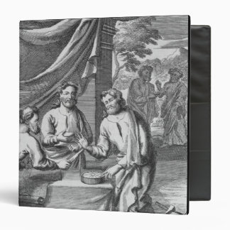 An Argument Between Cartographers, illustration fr Binder
