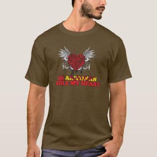 An Arizonan Stole my Heart T-Shirt