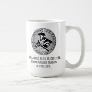 An Armed Citizen Coffee Mug