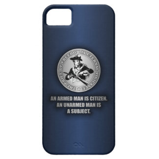 An Armed Citizen iPhone SE/5/5s Case