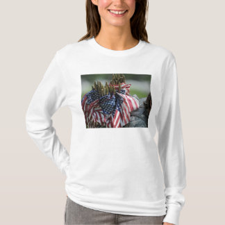 An Army soldier's backpack T-Shirt