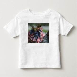 An Army soldier's backpack Toddler T-shirt