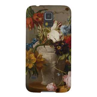 An Arrangement with Flowers, 19th century Galaxy S5 Case