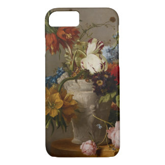 An Arrangement with Flowers, 19th century iPhone 8/7 Case