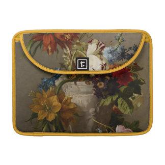 An Arrangement with Flowers, 19th century MacBook Pro Sleeve