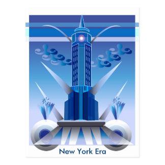 An Art Deco Postcard