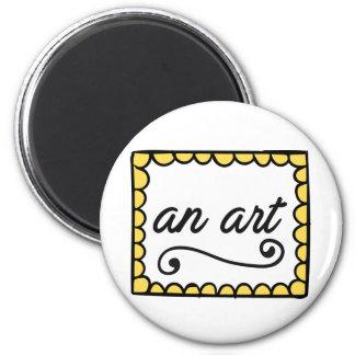 An Art Magnet