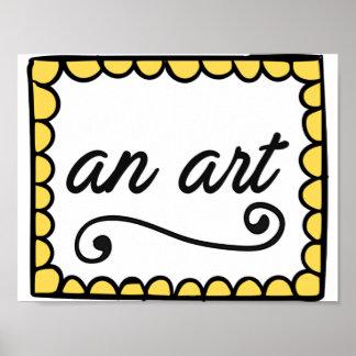 An Art Print