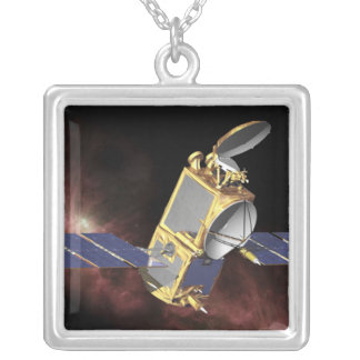 An artist's concept 2 personalized necklace