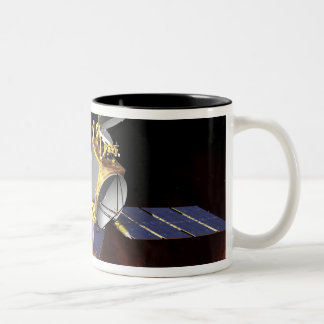 An artist's concept 2 Two-Tone coffee mug
