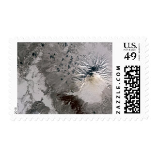 An ash rich plume rises stamp