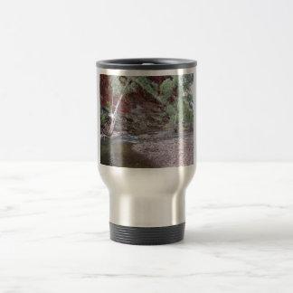 An Aspen Grove Amongst Pines Coffee Mugs