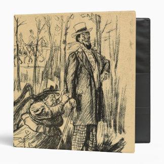 An Assault on Modesty or Mr. Chamberlain's Binder