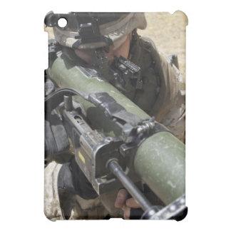 An assaultman iPad mini cases