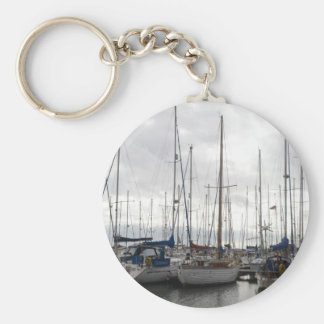 An Assortment of Yachts Key Chains