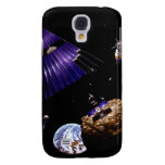 An asteroid mining mission galaxy s4 cover