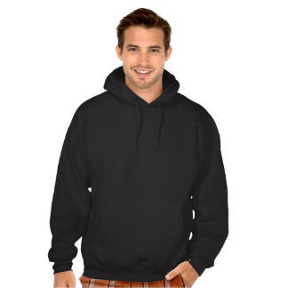 AN ASTRONAUT IS A HOODIE WITH SHADES HOODY