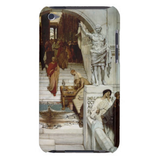 An Audience at Agrippa's, 1875 (oil on canvas) Case-Mate iPod Touch Case