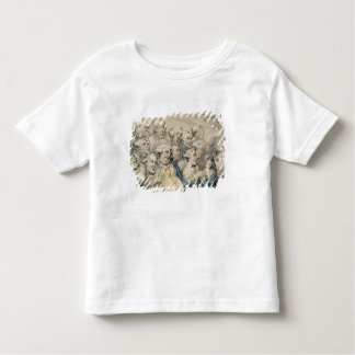 An Audience at Drury Lane Theatre (pen & ink and w Toddler T-shirt